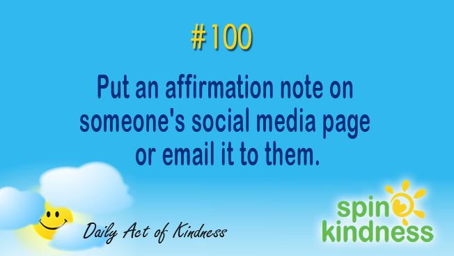100_Kindness_Challenge