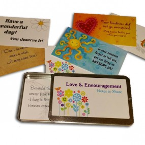 Love and Encouragement Notes Purse Pack