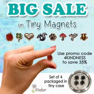 BIG SALE on Tiny Magnets