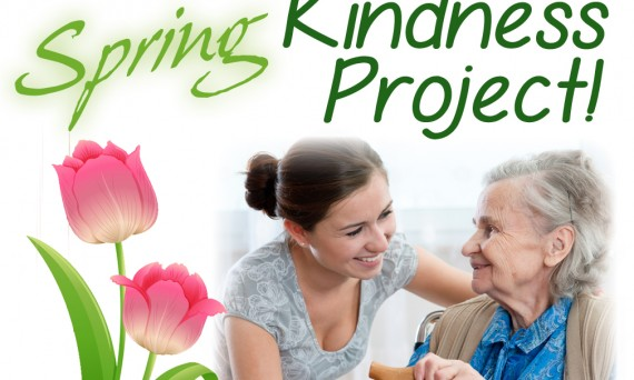 Spring Kindness Project